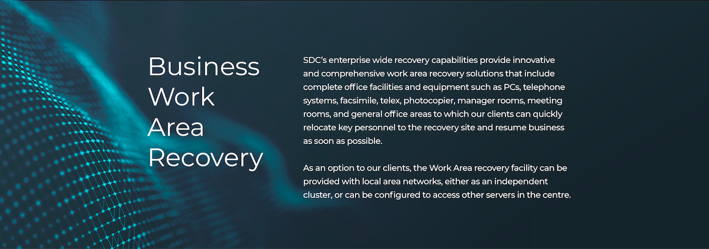 Disaster Recovery Services   Strateq
